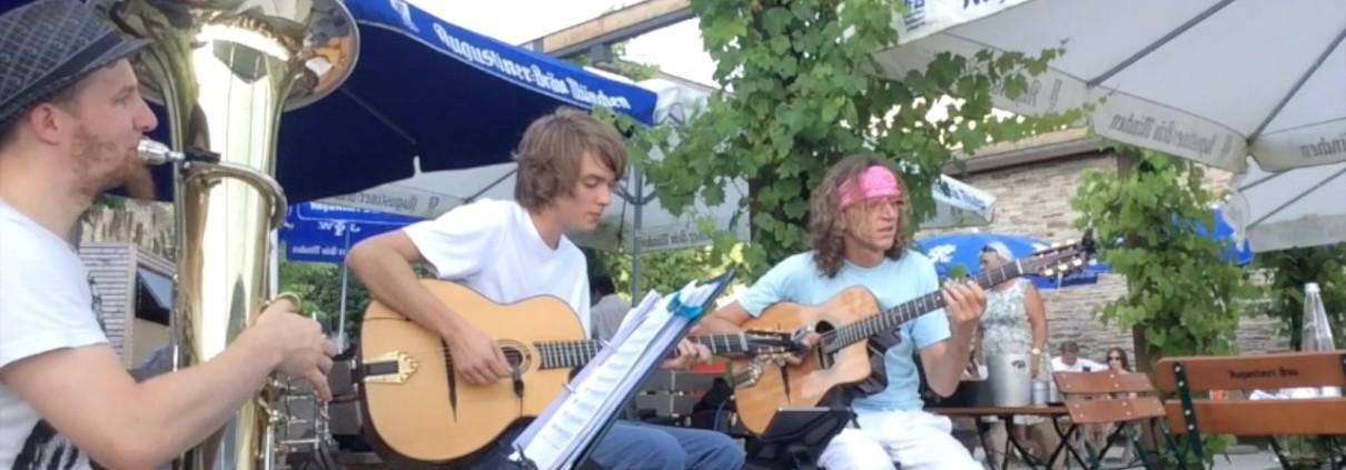Gipsy Wagon Trio bild